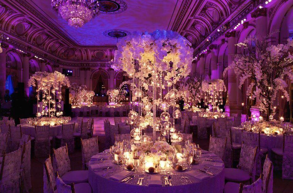 Самые красивые залы