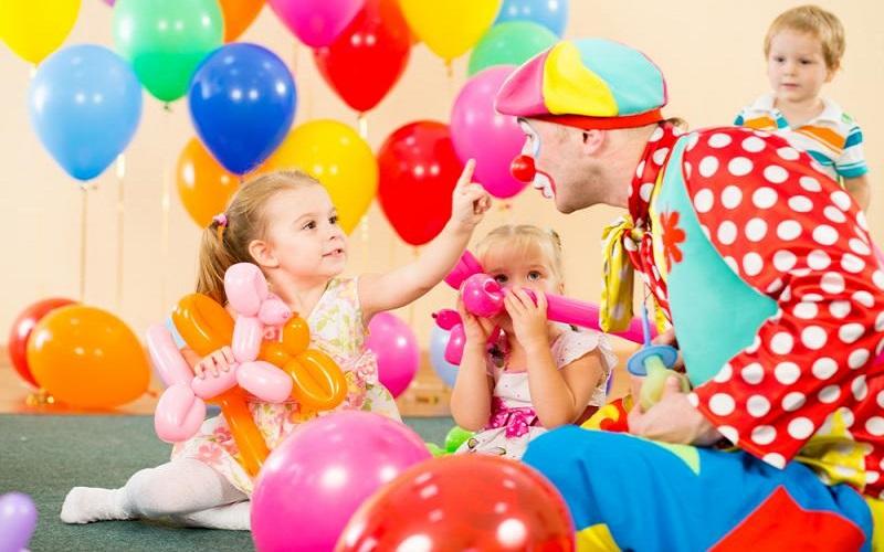 Детский праздник с Мастер Банкетов